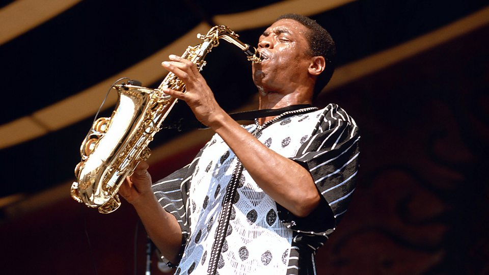 Femi Kuti - New Songs, Playlists & Latest News - BBC Music