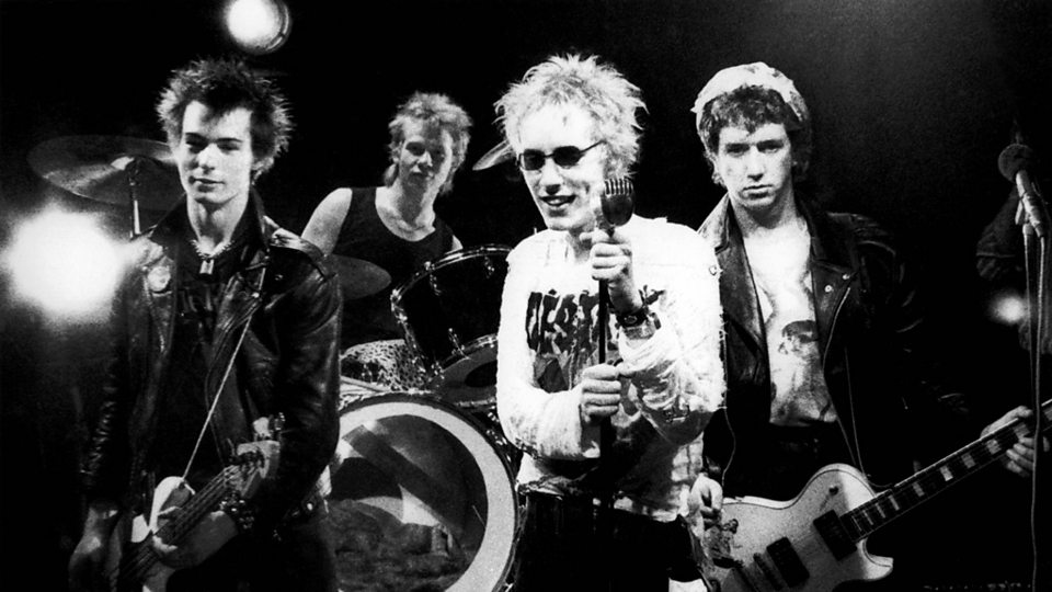 About the rock group sex pistols