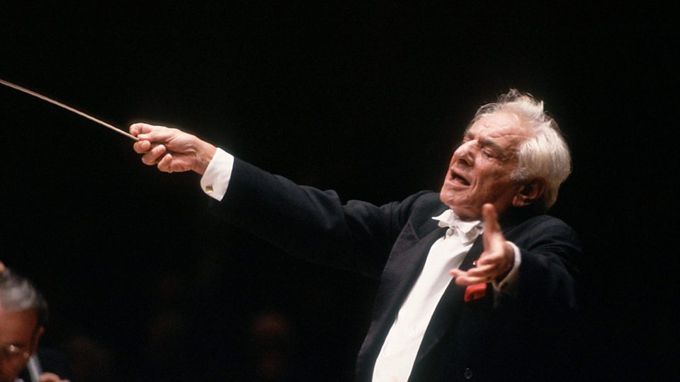 Image result for leonard bernstein