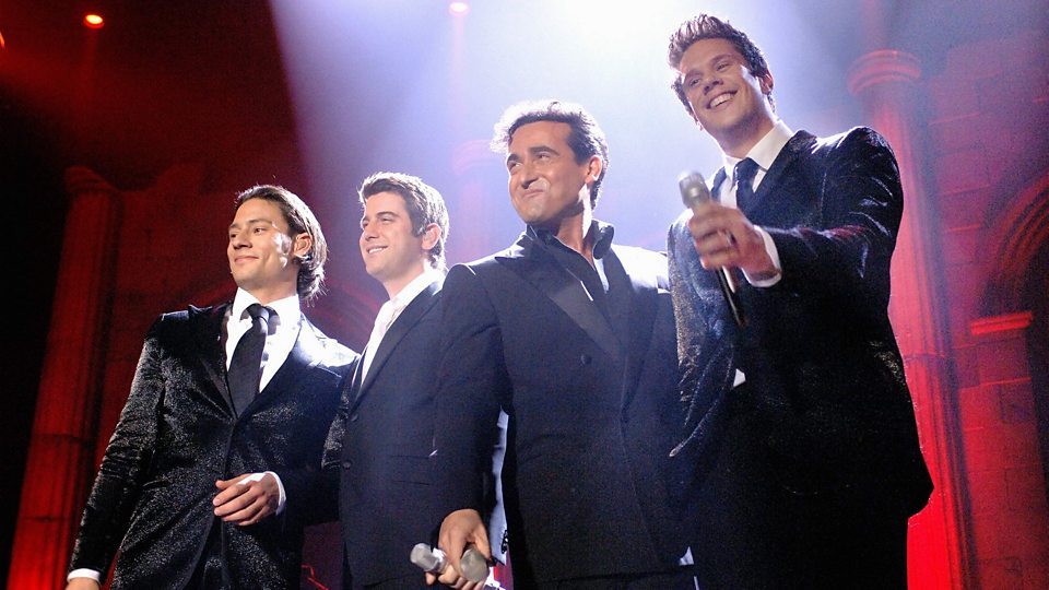 Il divo new songs playlists latest news bbc music - Il divo siempre album ...