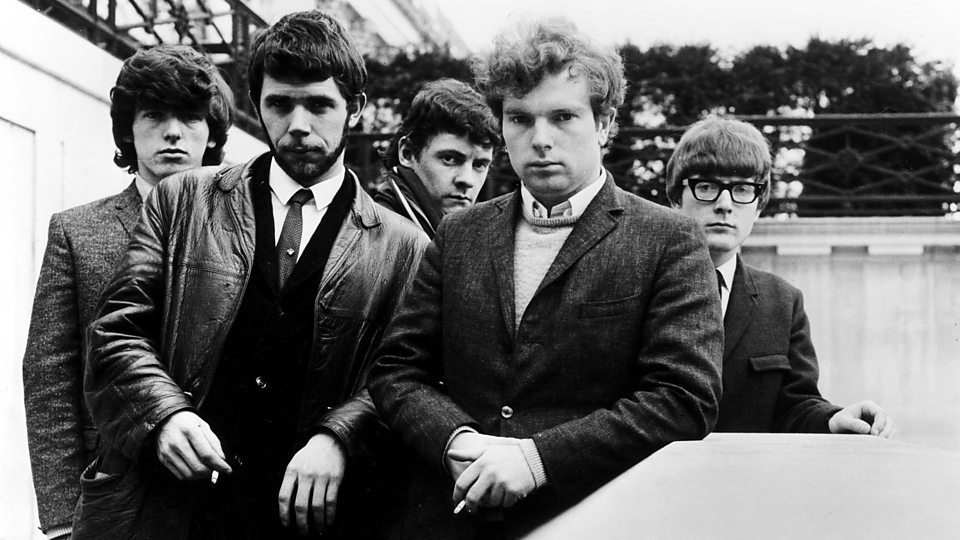 British invasion band