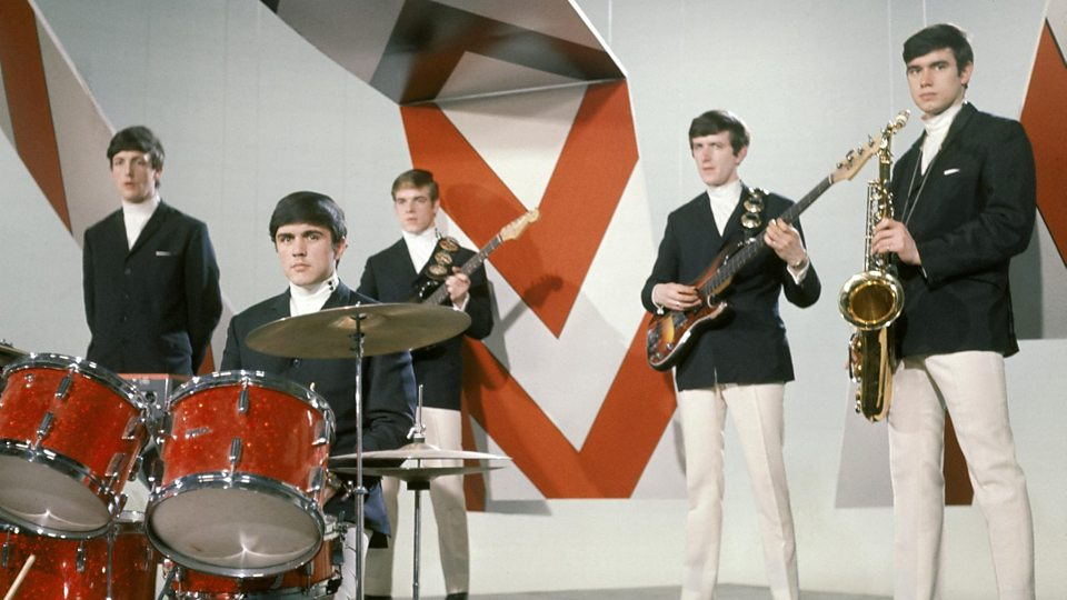 Image result for dave clark five