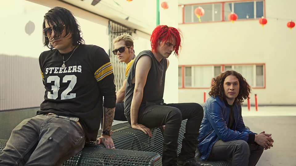 My Chemical Romance - New Songs, Playlists & Latest News