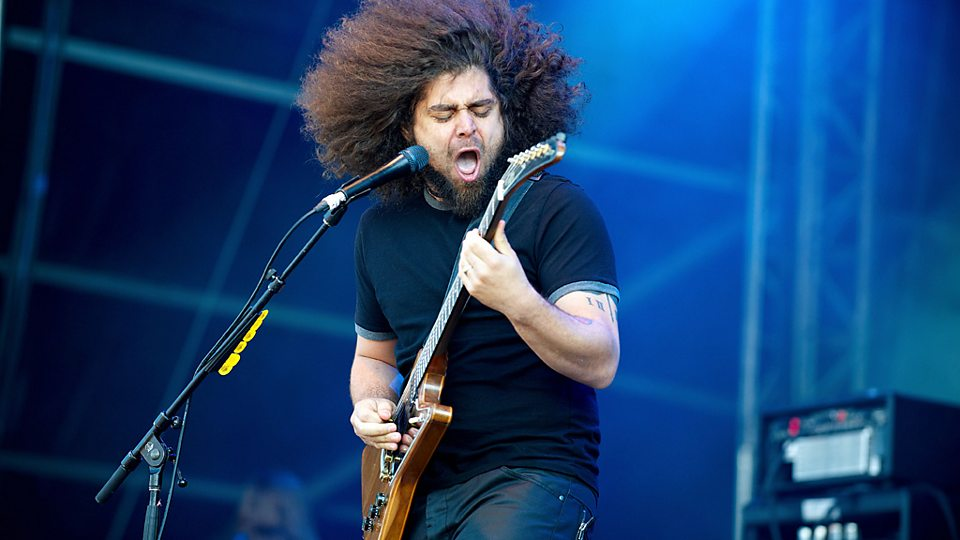 Coheed and Cambria - New Songs, Playlists & Latest News - BBC Music