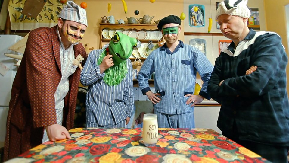 Biscuithead & the Biscuit Badgers