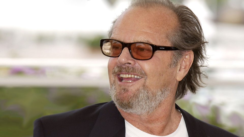 jack nicholson new songs playlists latest news bbc music