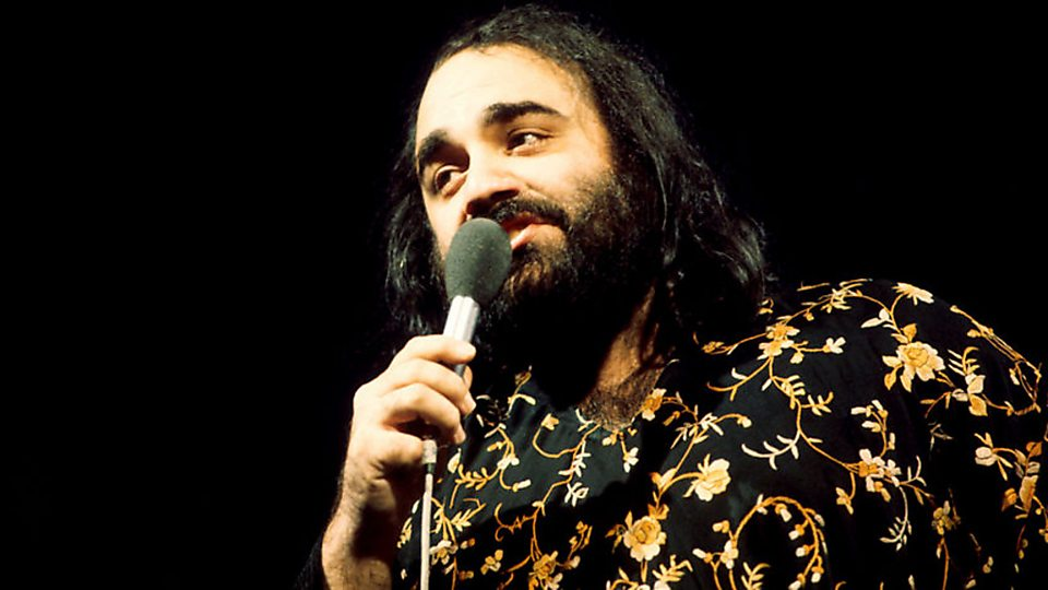 Demis Roussos - New Songs, Playlists & Latest News - BBC Music