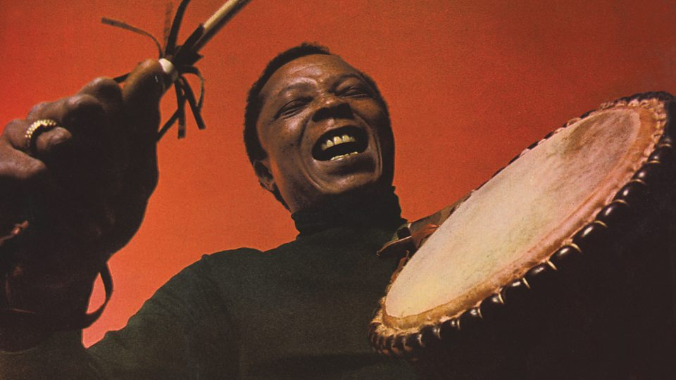 Ginger Johnson & His African Messengers
