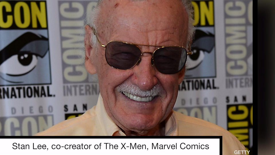 Stan Lee: 'Is Iceman really gay?'