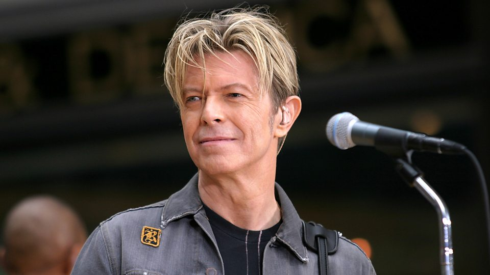 David Bowie - New Songs, Playlists & Latest News - BBC Music