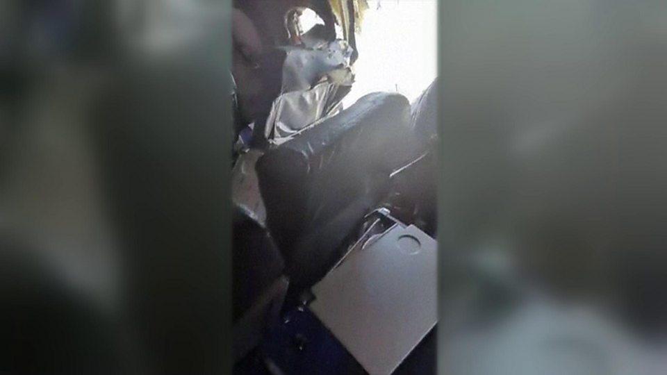Somali Plane Bomb What Happened Bbc News