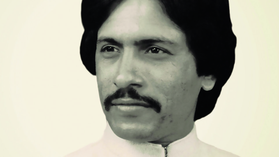 Attaullah Khan Esakhelvi