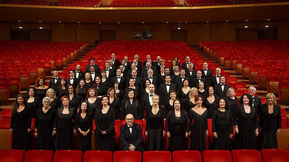 Chorus of the National Academy of Santa Cecilia