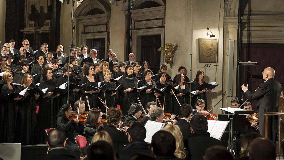 Coro del Teatro dell'Opera di Roma