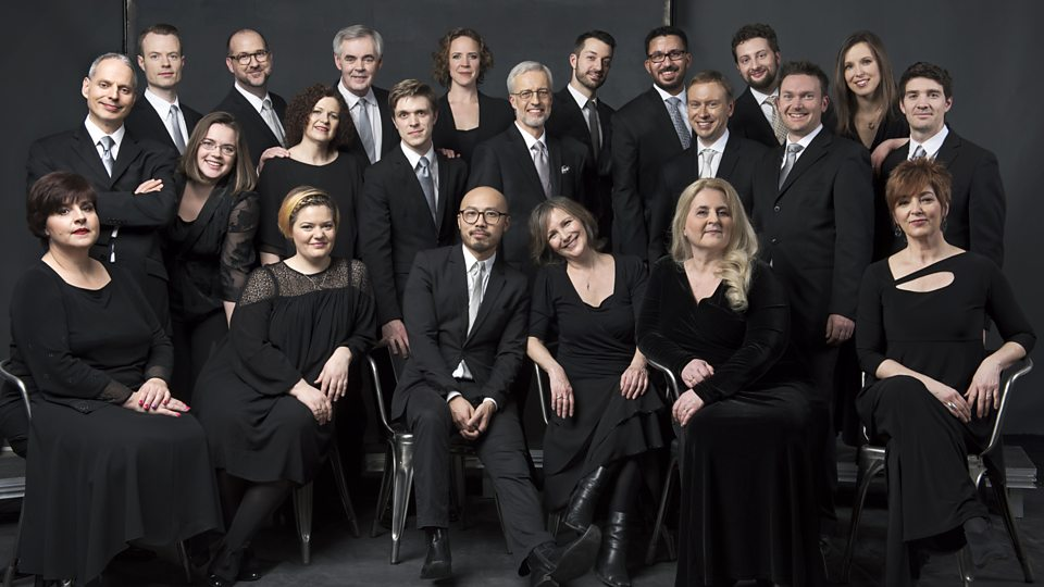 Tafelmusik Chamber Choir