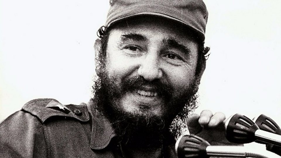 Sarah Rainsford olha para a vida de Fidel Castro's life