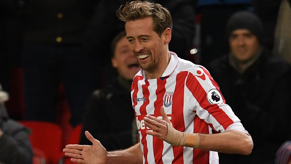 Crouch 'really pleased' to get to 100-goal milestone