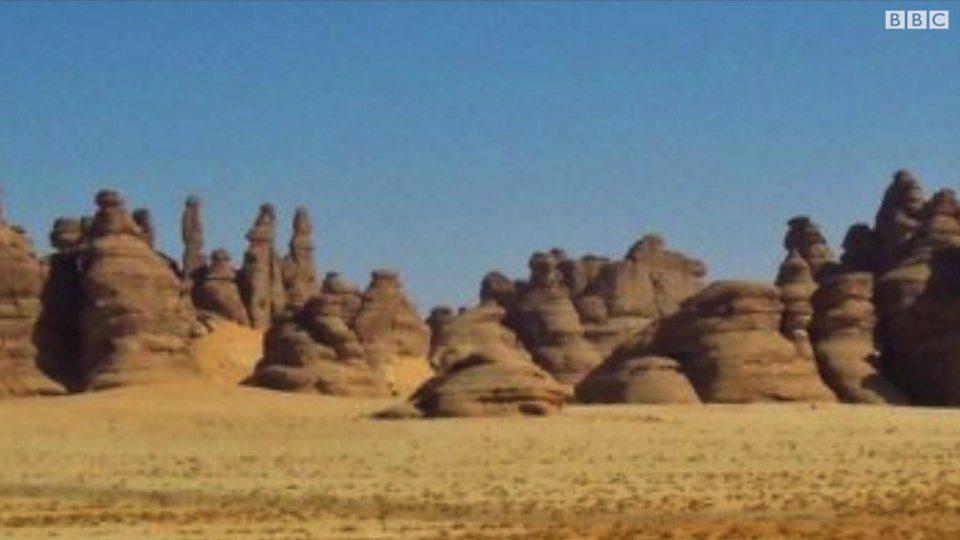 جولة في مدائن صالح بالمملكة العربية السعودية Bbc News Arabic