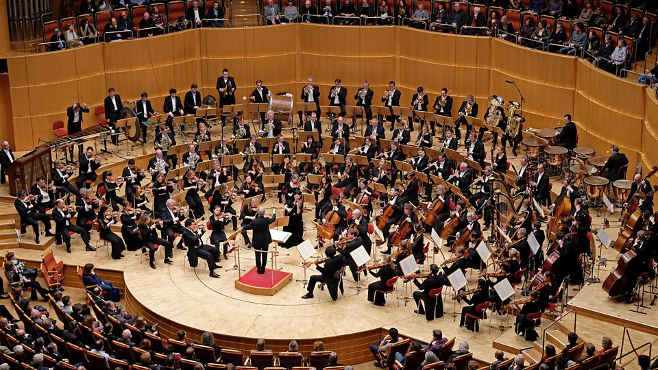 WDR Symphony Orchestra Cologne