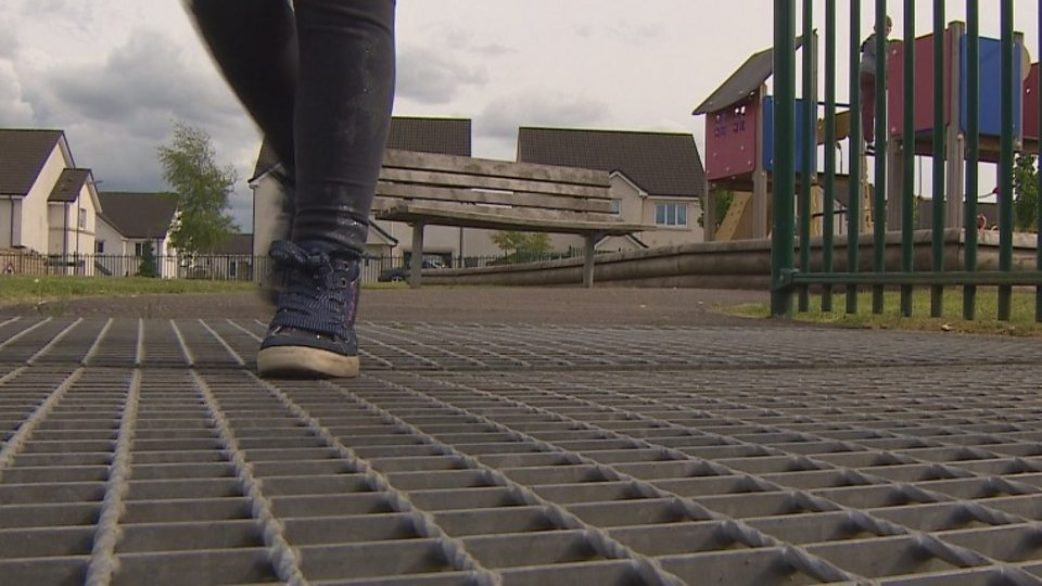 Family to sue in Larbert playpark incident