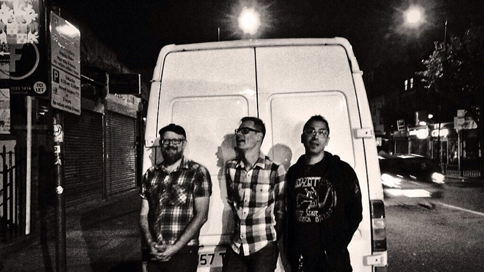 Joel RL Phelps & the Downer Trio