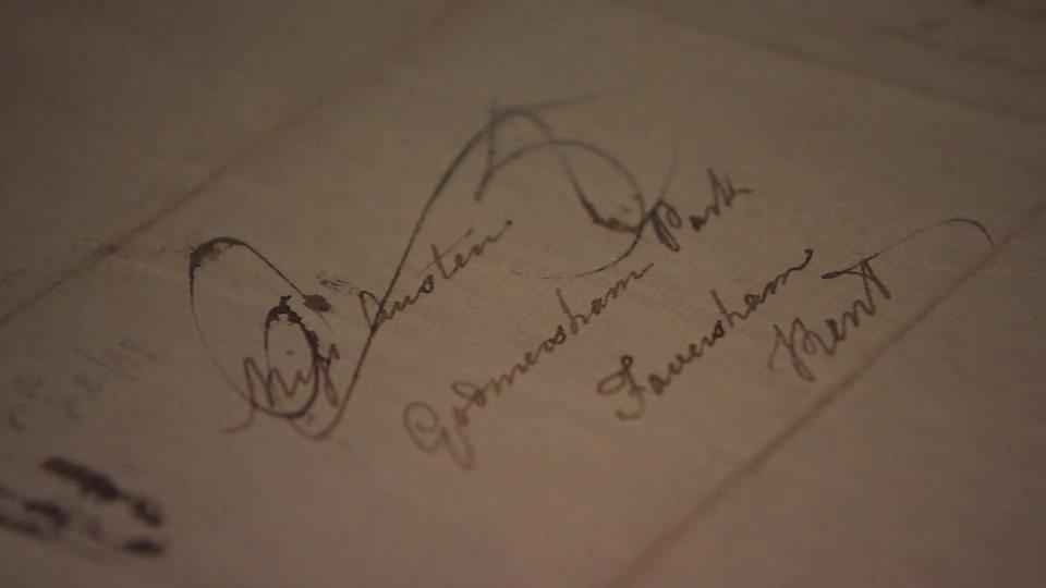 Jane Austen letter goes on display