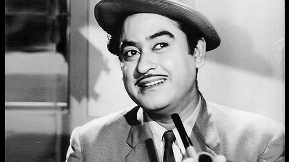 Image result for Kishore Kumar