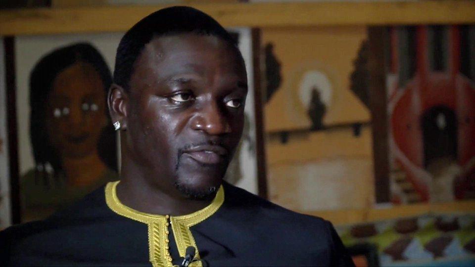 Le nouvel objectif d'Akon : développer l'industrie de la musique numérique en Afrique.