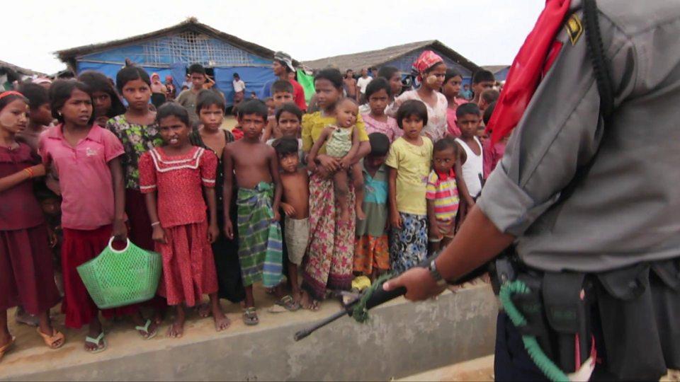 L'exode des Rohingyas de Birmanie dépasse le demi-million de réfugiés au Bangladesh.