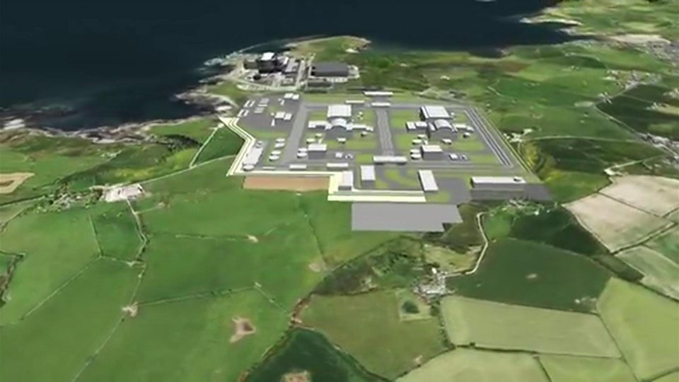 Richard Foxhall of Horizon said Anglesey has the experience to deal with nuclear power