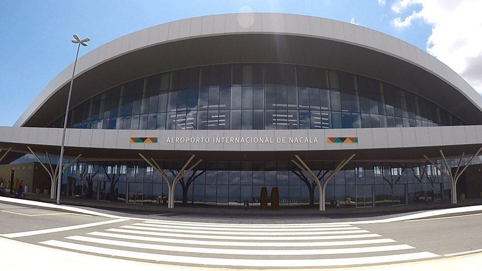 'Só faltam os passageiros': caminhe pelo aeroporto fantasma da Odebrecht em Moçambique
