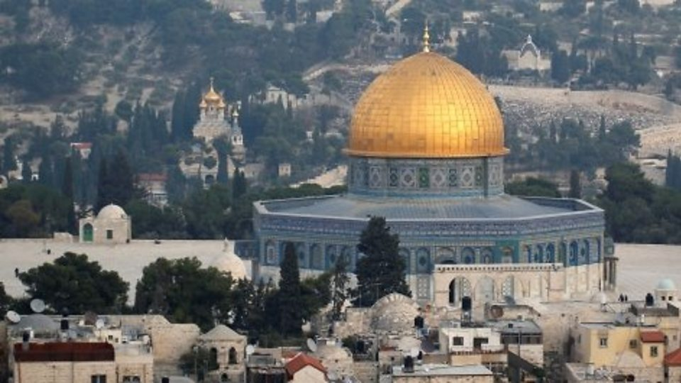 Why the city of Jerusalem matters