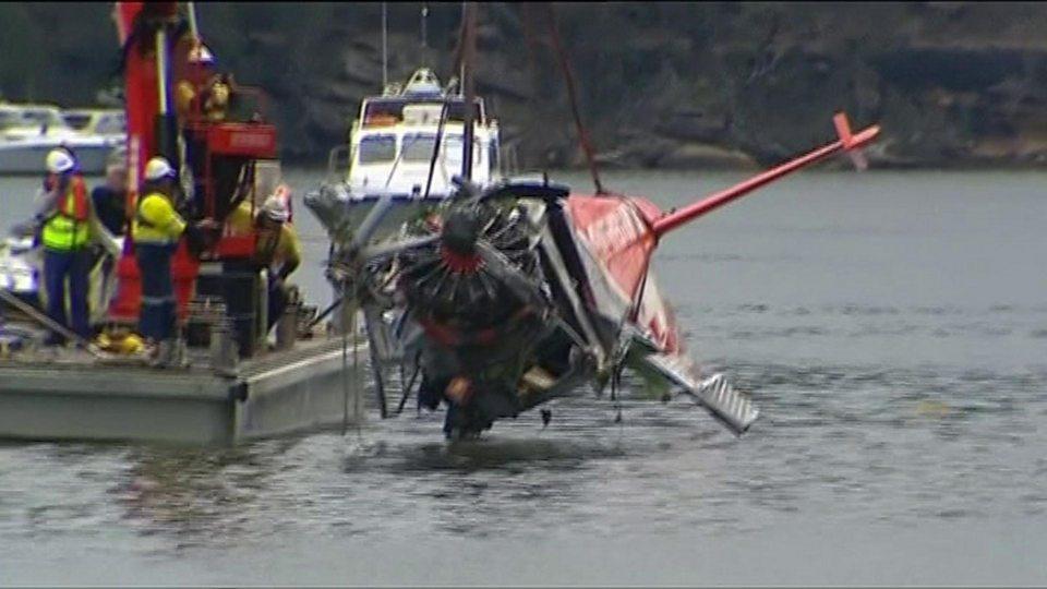 Sydney seaplane crash: Passenger photos give clues to final