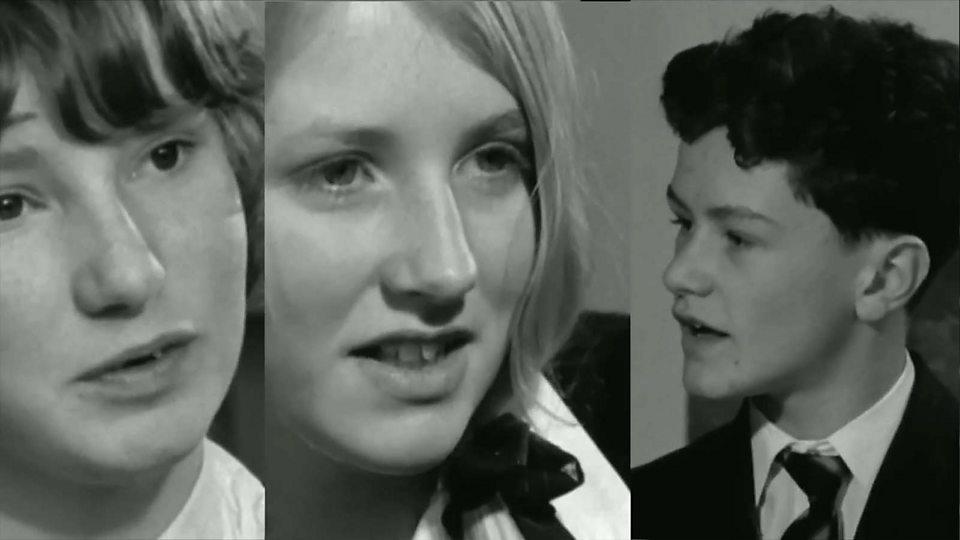 1960s Schoolchildren Imagine Life in the Year 2000: Overpopulation, Mass Unemployment, Robot Courts, Rising Seas & Beyond