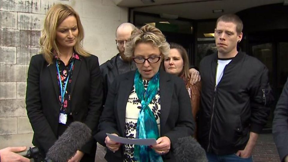 Betty Guy Murder Daughter And Grandson Found Guilty Bbc News