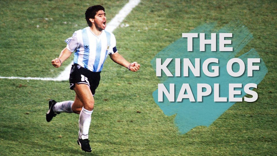 The night Maradona took on Italy in Naples