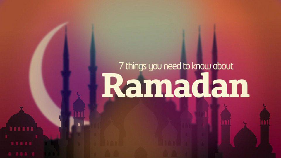 What is Ramadan? - CBBC Newsround