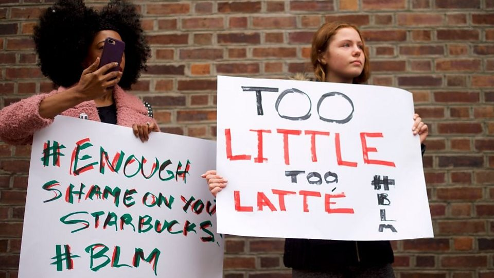 Why racial incidents are 'part of America'