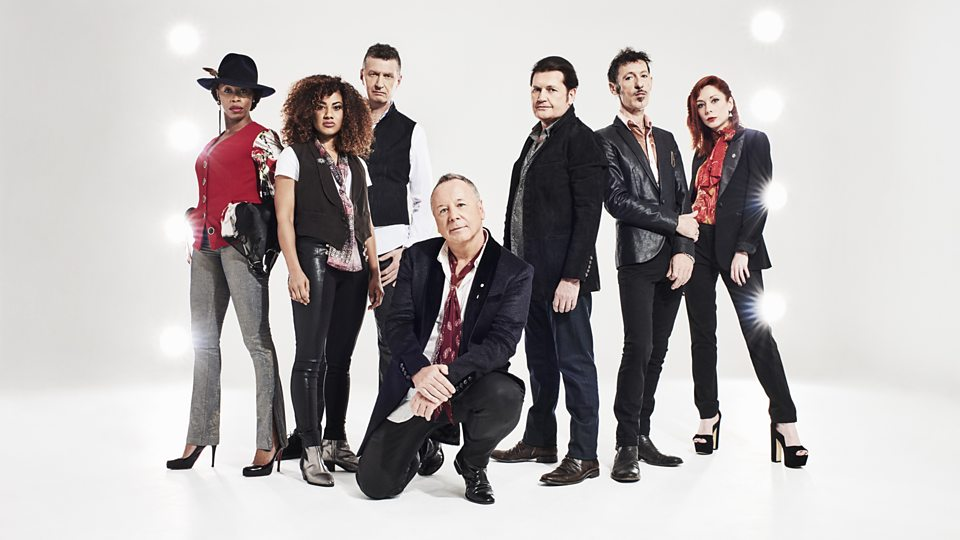 Simple Minds - New Songs, Playlists & Latest News - BBC Music