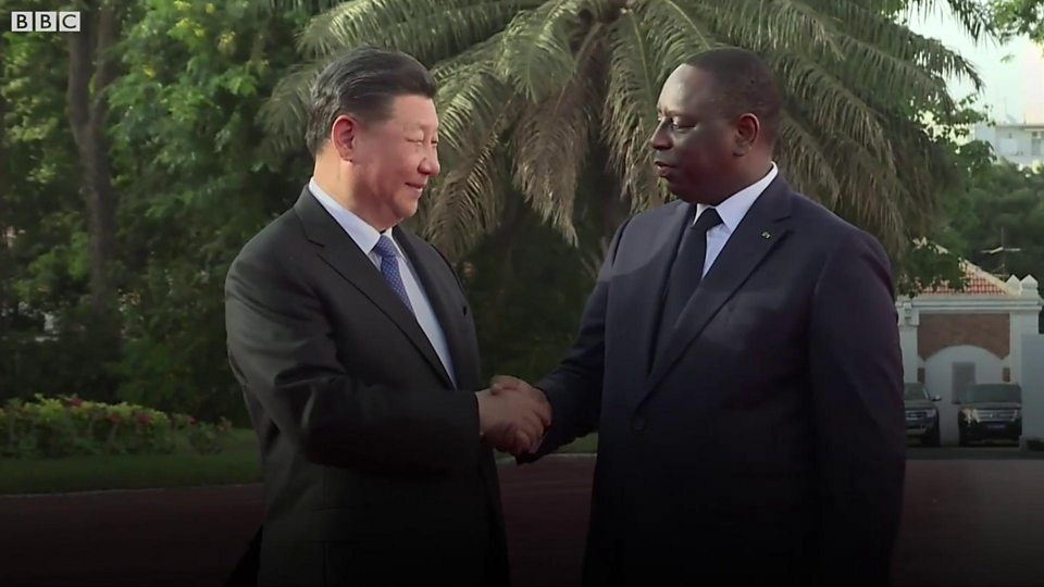 China's set to have invested $60bn in Africa at the end of 2018