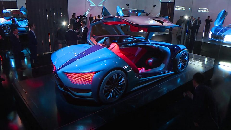 What S The Point Of Concept Cars Bbc News