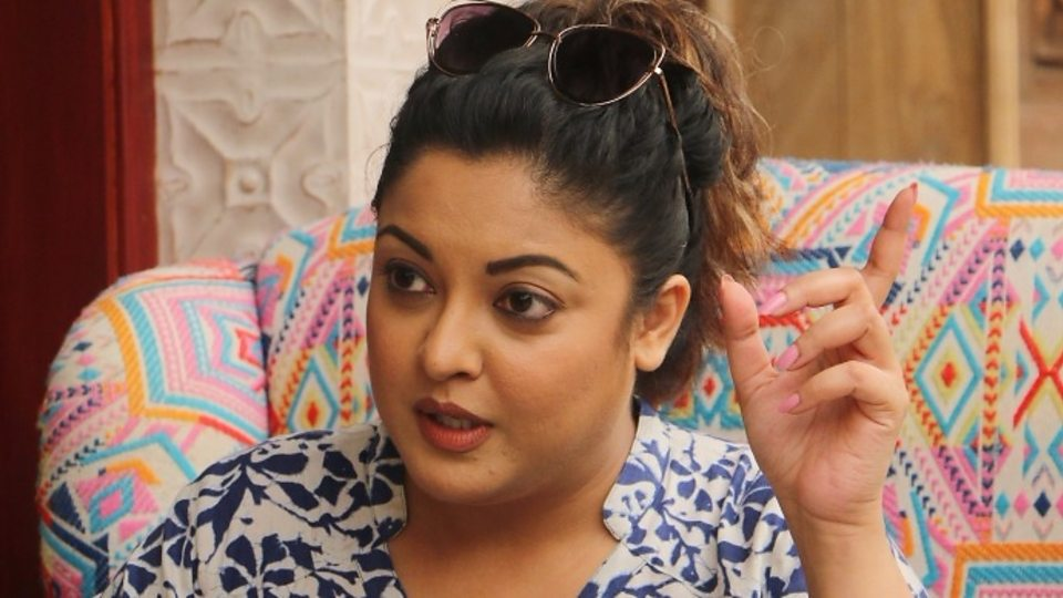 Tanushree Dutta says the incident forced her to leave acting