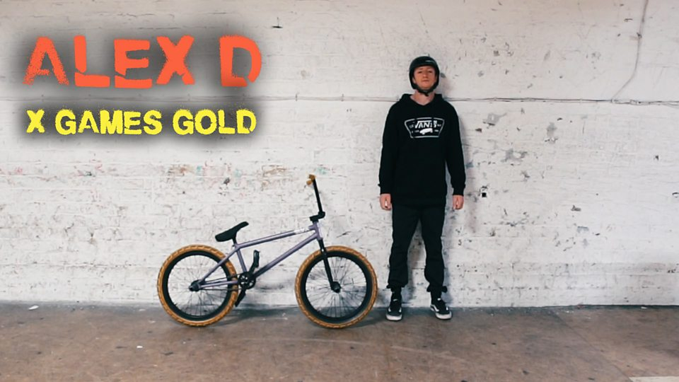 Alex Donnachie - Scotland's First X Games Medallist