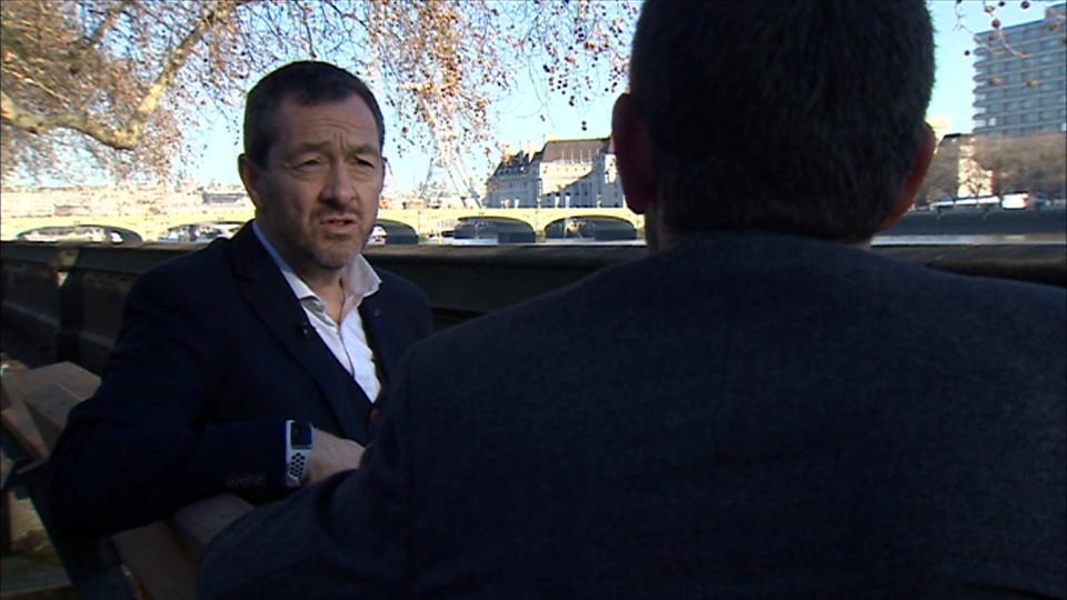 Chris Boardman: 'I have nothing to say to mum's killer'