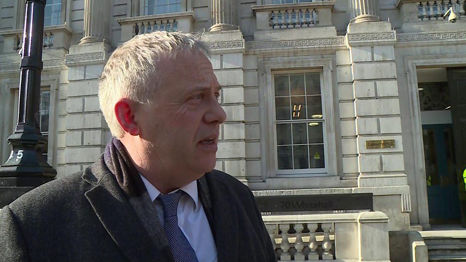 John Mann: This is not transactional politics