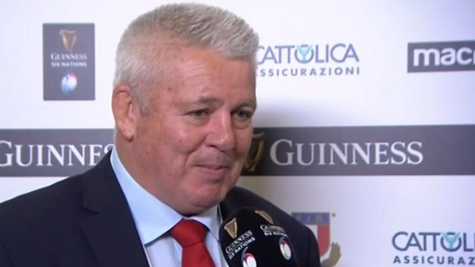 Six Nations: Beating Italy 'a lesson in how to win ugly' - Gatland