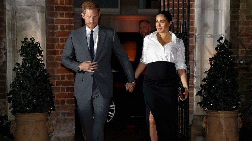Royal baby: How Meghan and Harry did it their way
