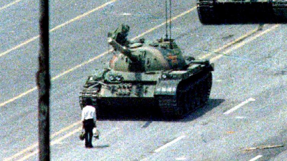 Tiananmen The Image That China Forgot
