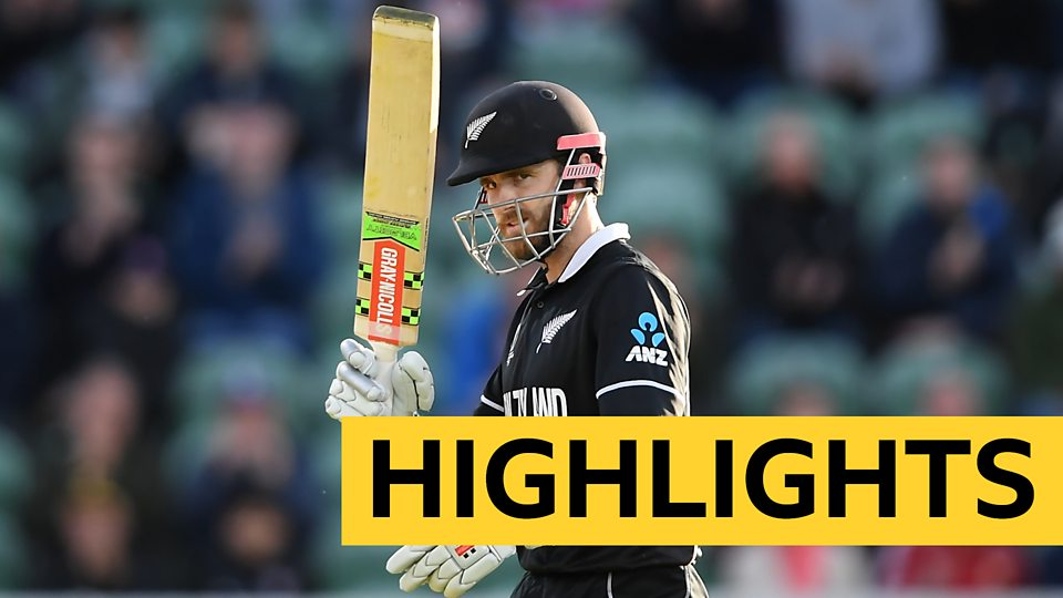 Cricket World Cup: New Zealand beat Afghanistan to make it