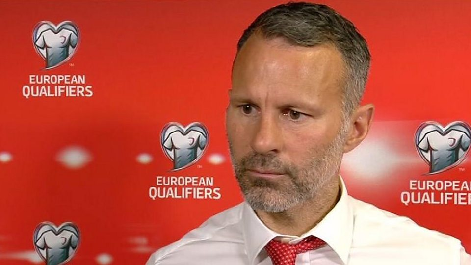 Questions build for Wales manager Ryan Giggs as Euro 2020
